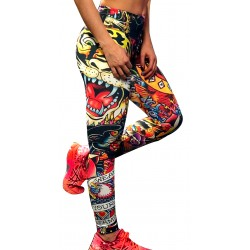 Mallas running para mujer compresivas y suplex. Leggings femeninos para entrenar en gimansio. (harries NEW)