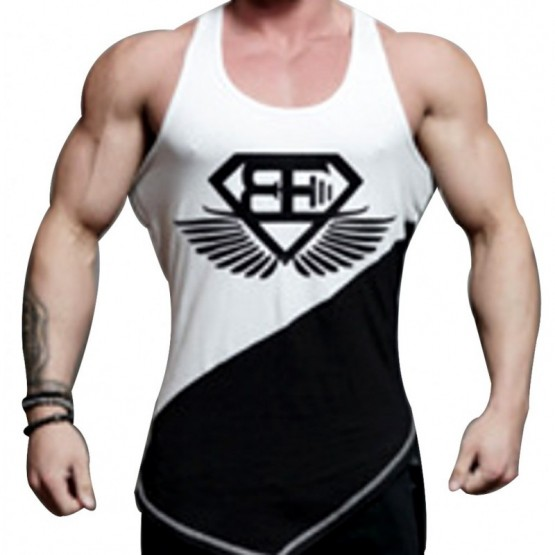 toller Wert professioneller Verkauf große Auswahl bodybuilding tank top Tank top for men. Male fitness shirt to train. Gym  shirt and bodybuilding.