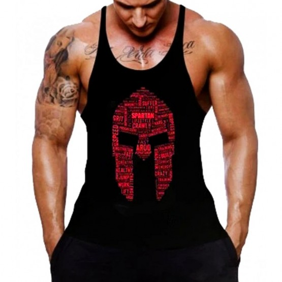 superior quality a3c88 f9f44 Gym tank tops Tank top for men. Male fitness shirt to train. Gym shirt and  bodybuilding.